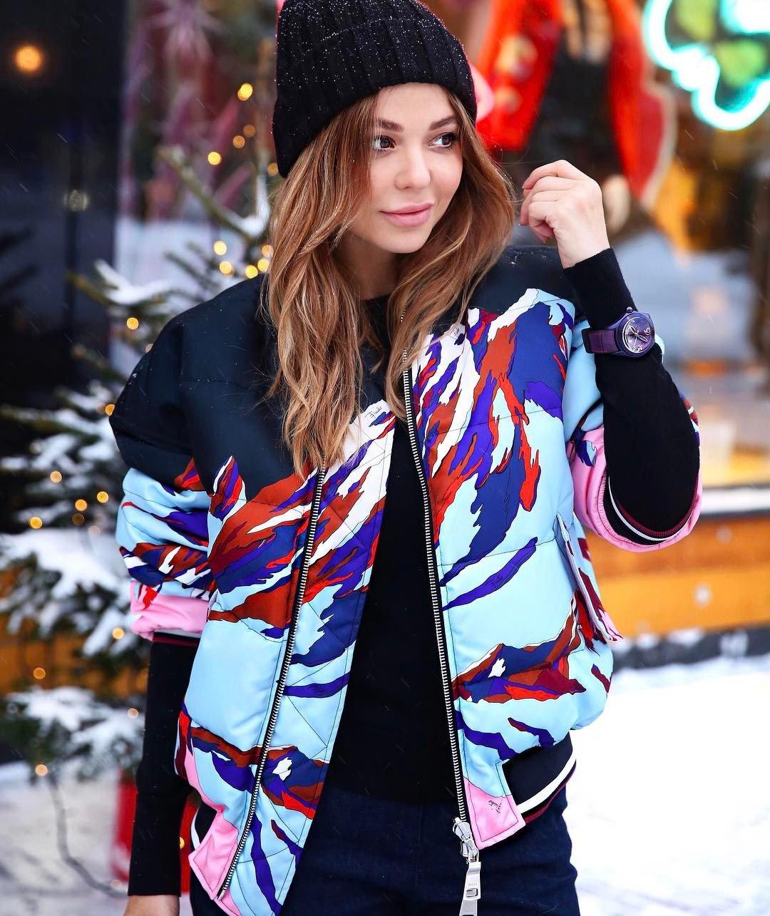 Женские дутые куртки для осени-зимы фото_8