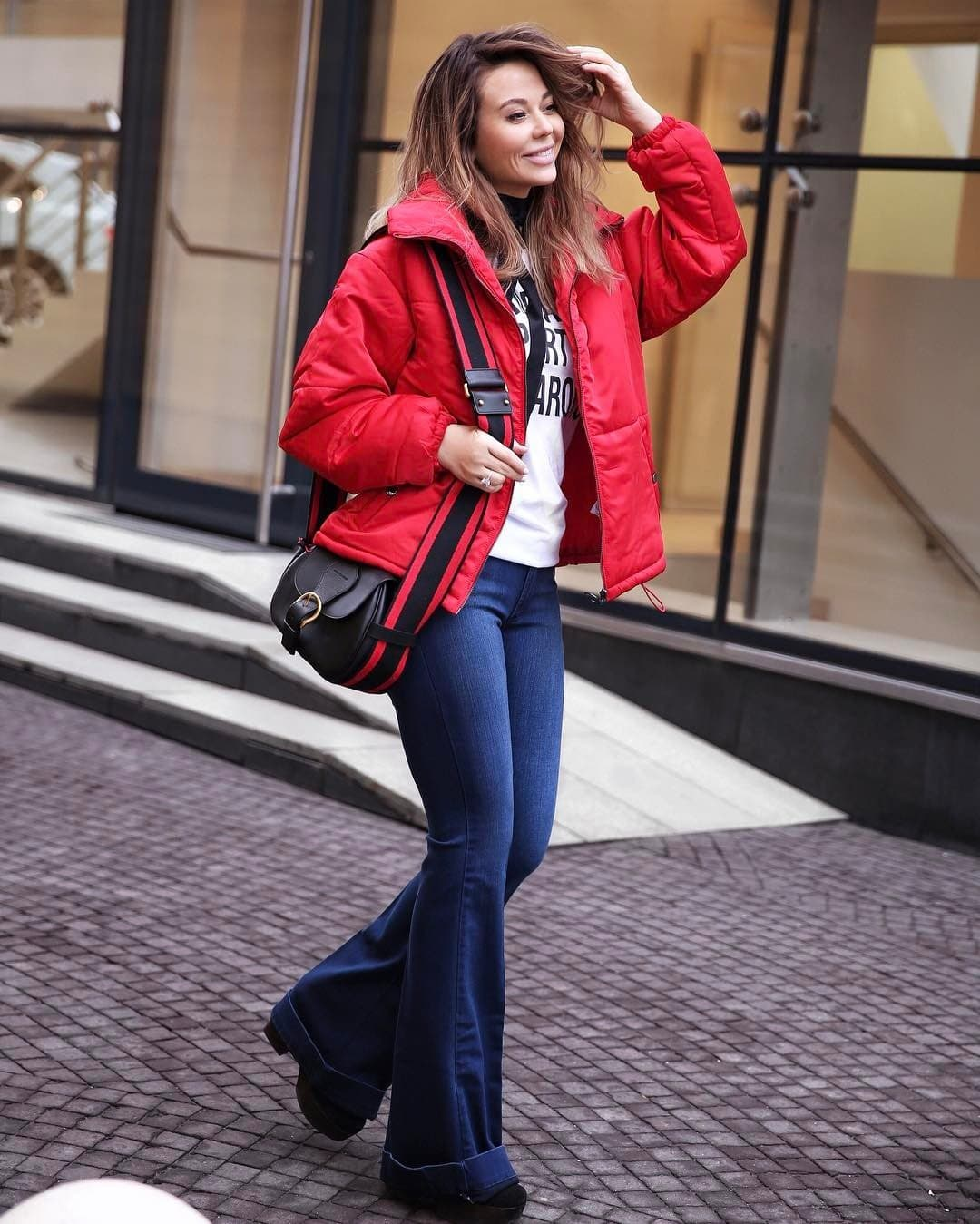 Женские дутые куртки для осени-зимы фото_2