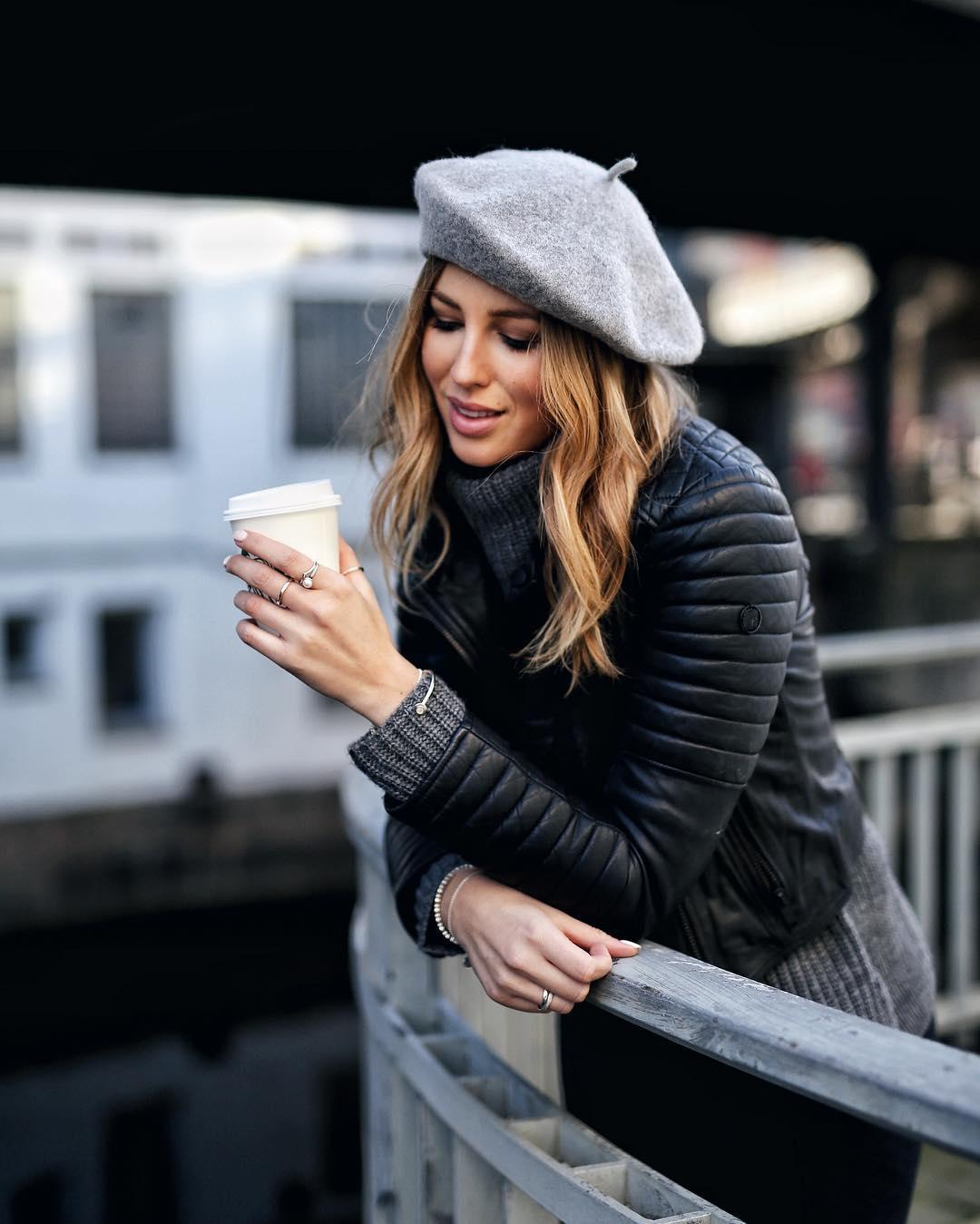 Женские дутые куртки для осени-зимы фото_4