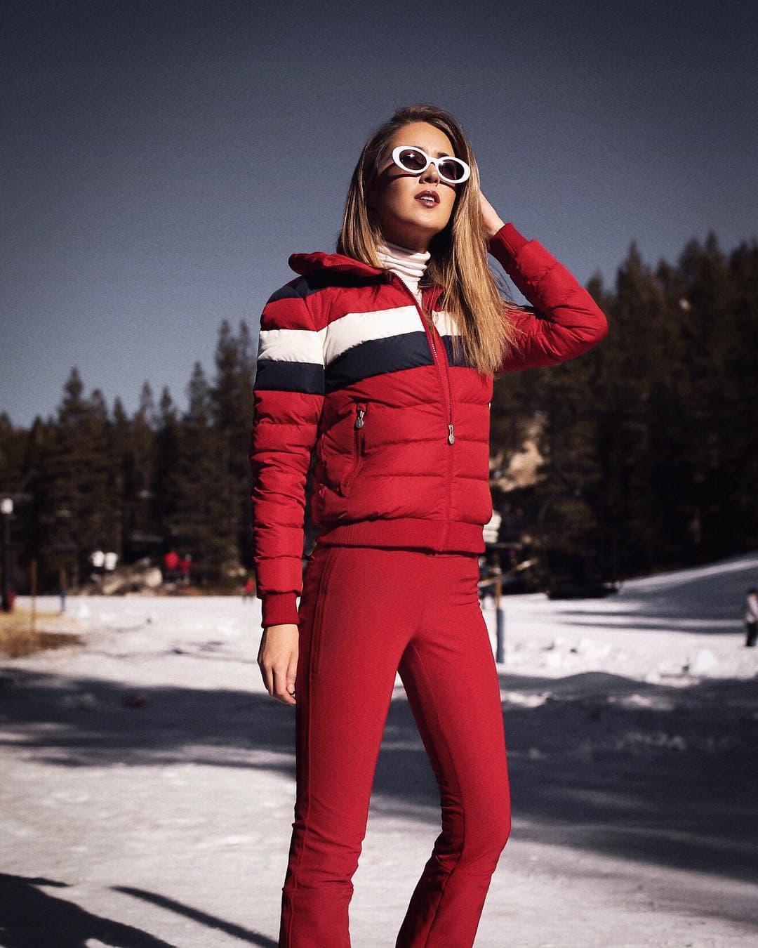 Женские дутые куртки для осени-зимы фото_15