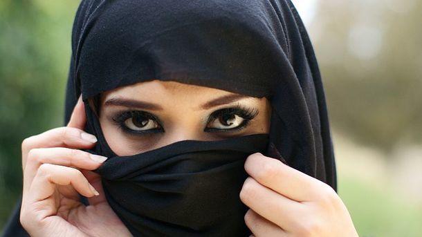 жен арабских шейхов