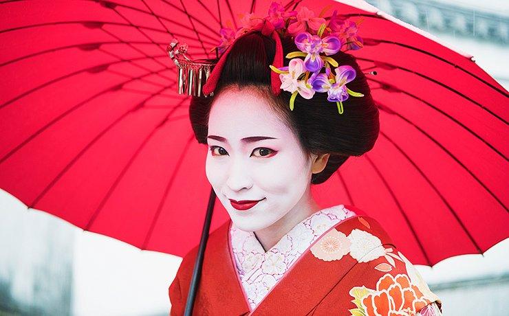 секретов красоты японских гейш
