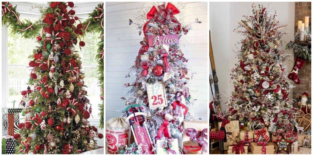 идеи украшения новогодней елки_2