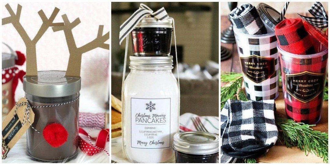 идеи дешевых рождественских подарков_1