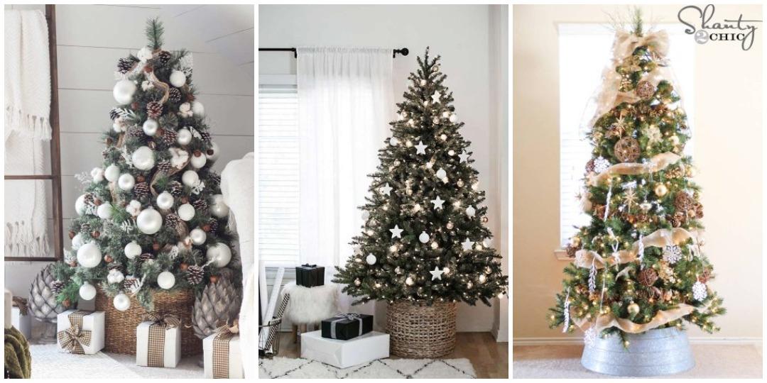 идеи украшения новогодней елки_6