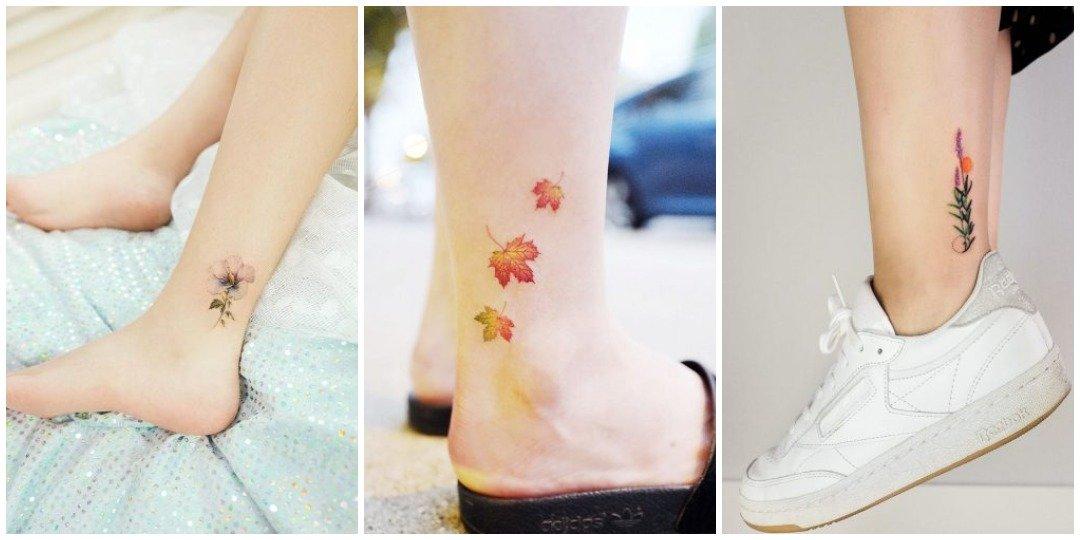Минималистичные татуировки_4