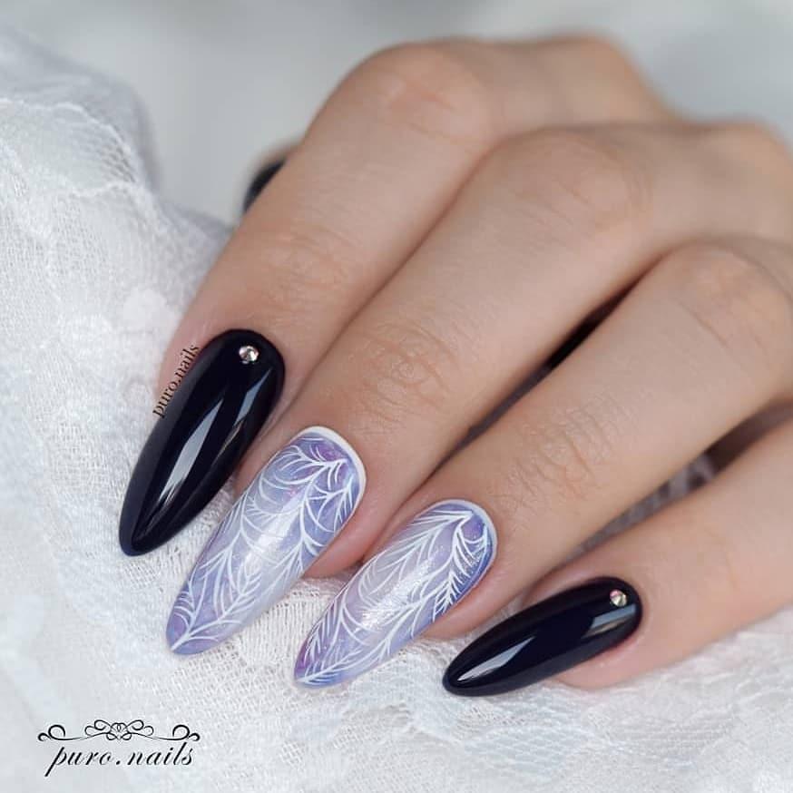 модный цвет маникюра_13
