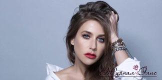 Юлия Барановская без макияжа