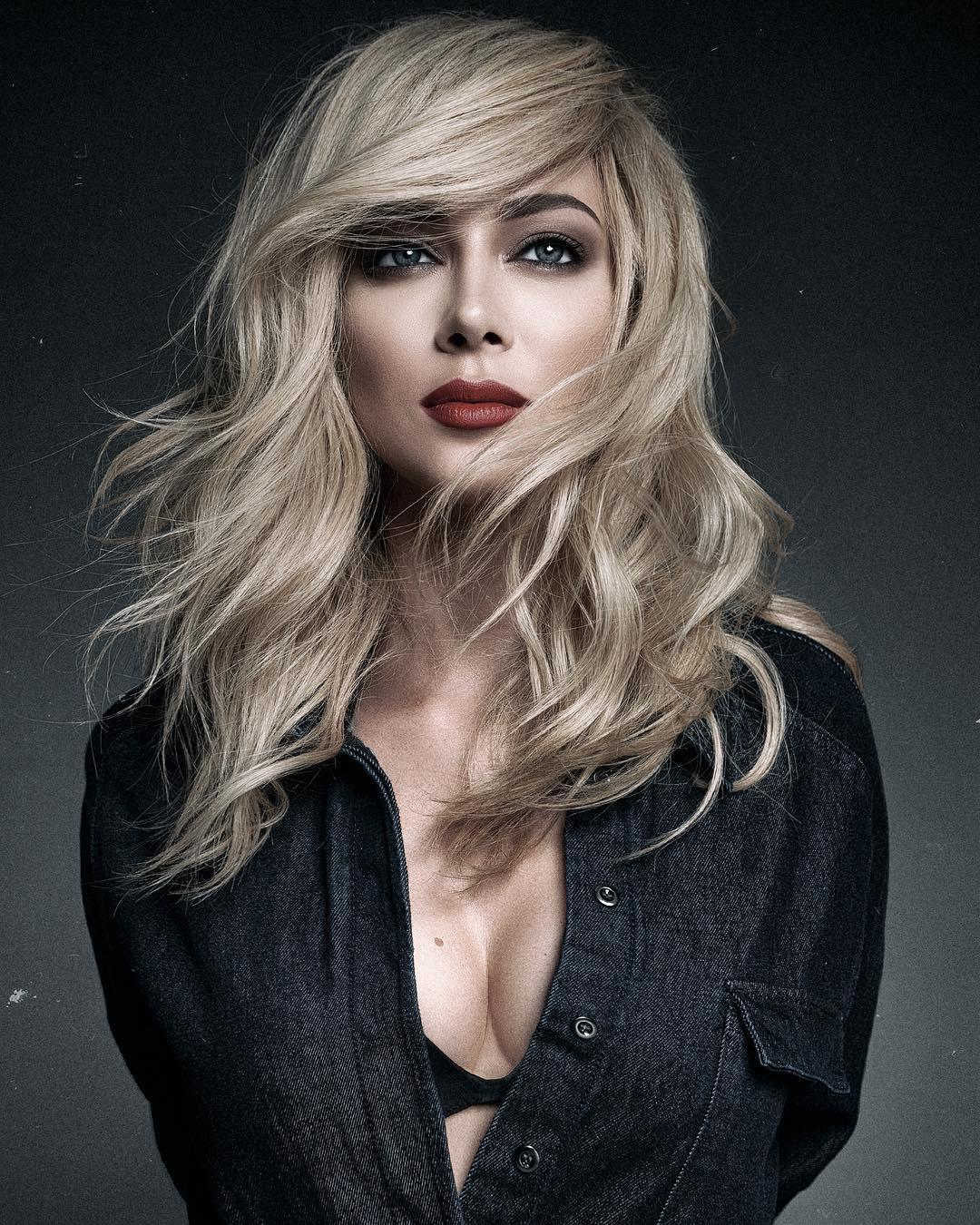 самбурская блондинка
