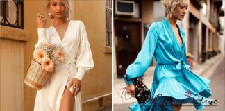 Модные весенние платья 2019