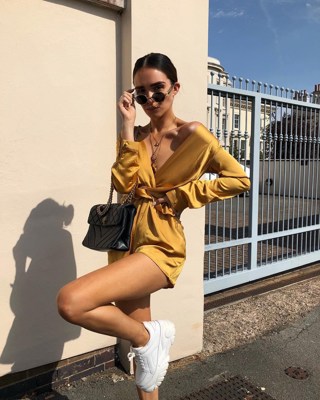 Платье с кроссовками_2