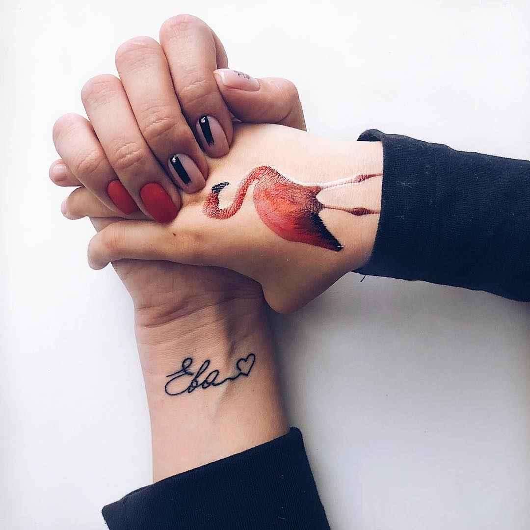 Маленькие татуировки на руке_3