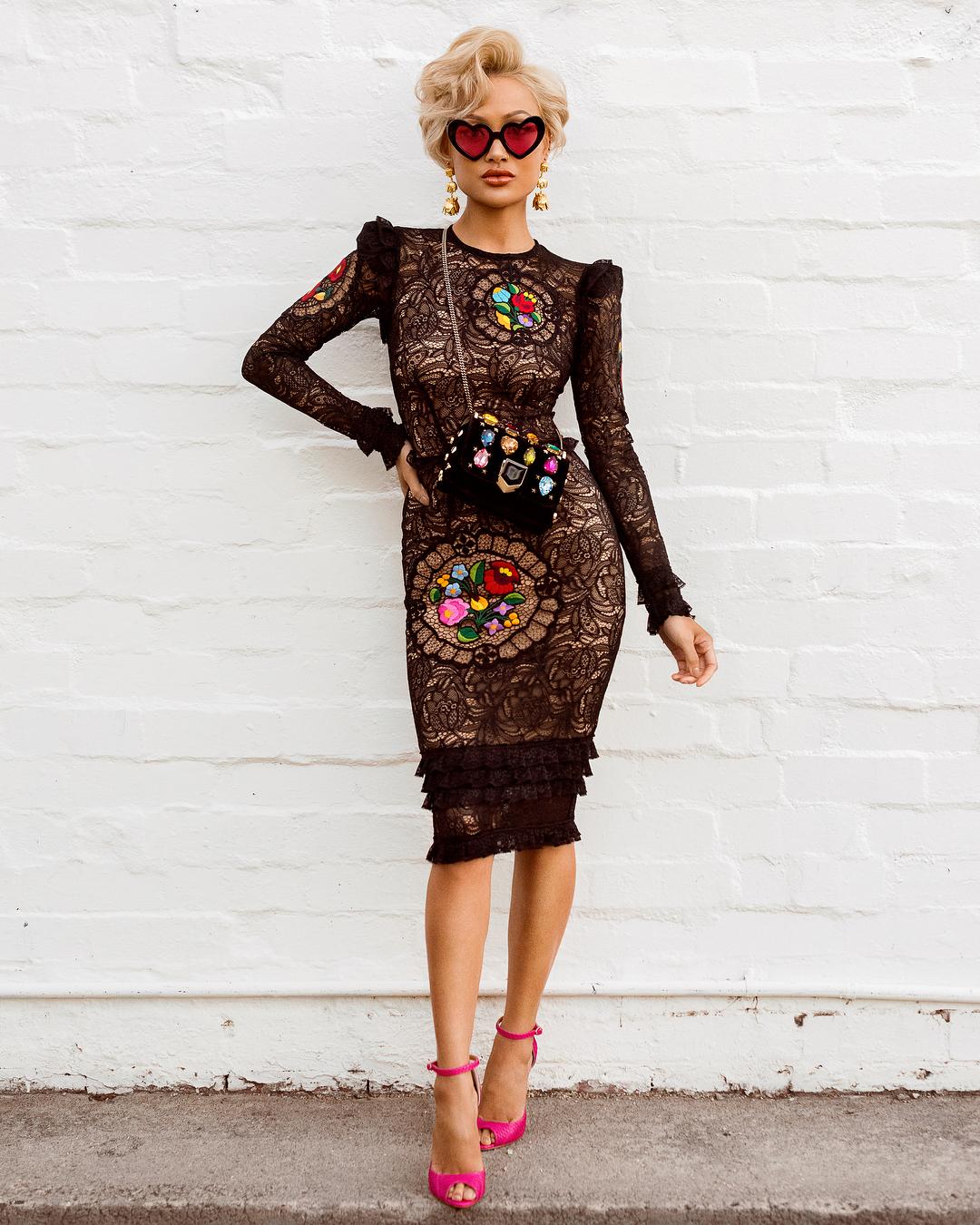 Модные весенние платья 2019 фото_2