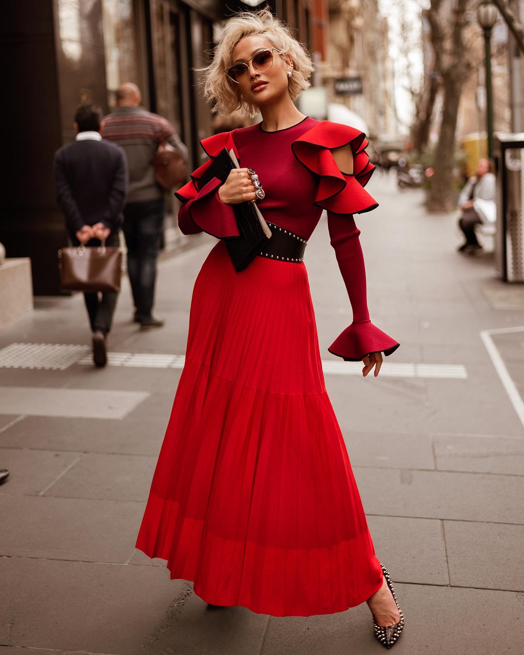 Модные весенние платья 2019 фото_1