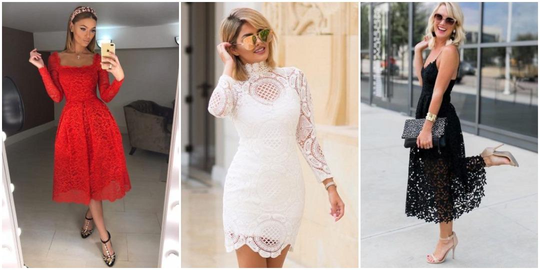 Кружевные платья_2