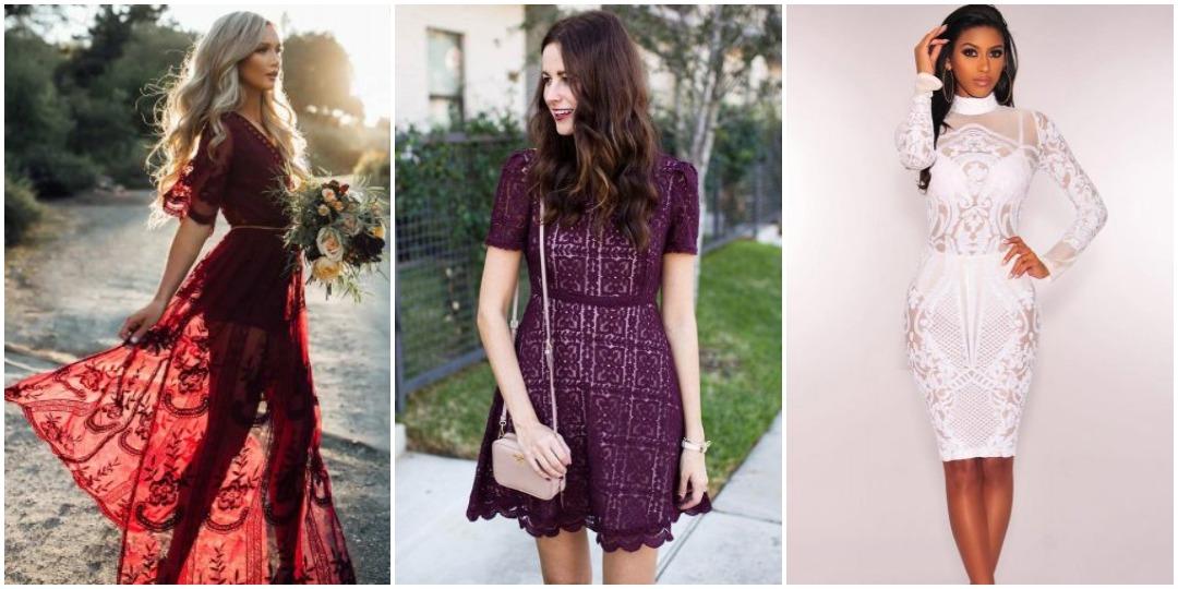 Кружевные платья_4