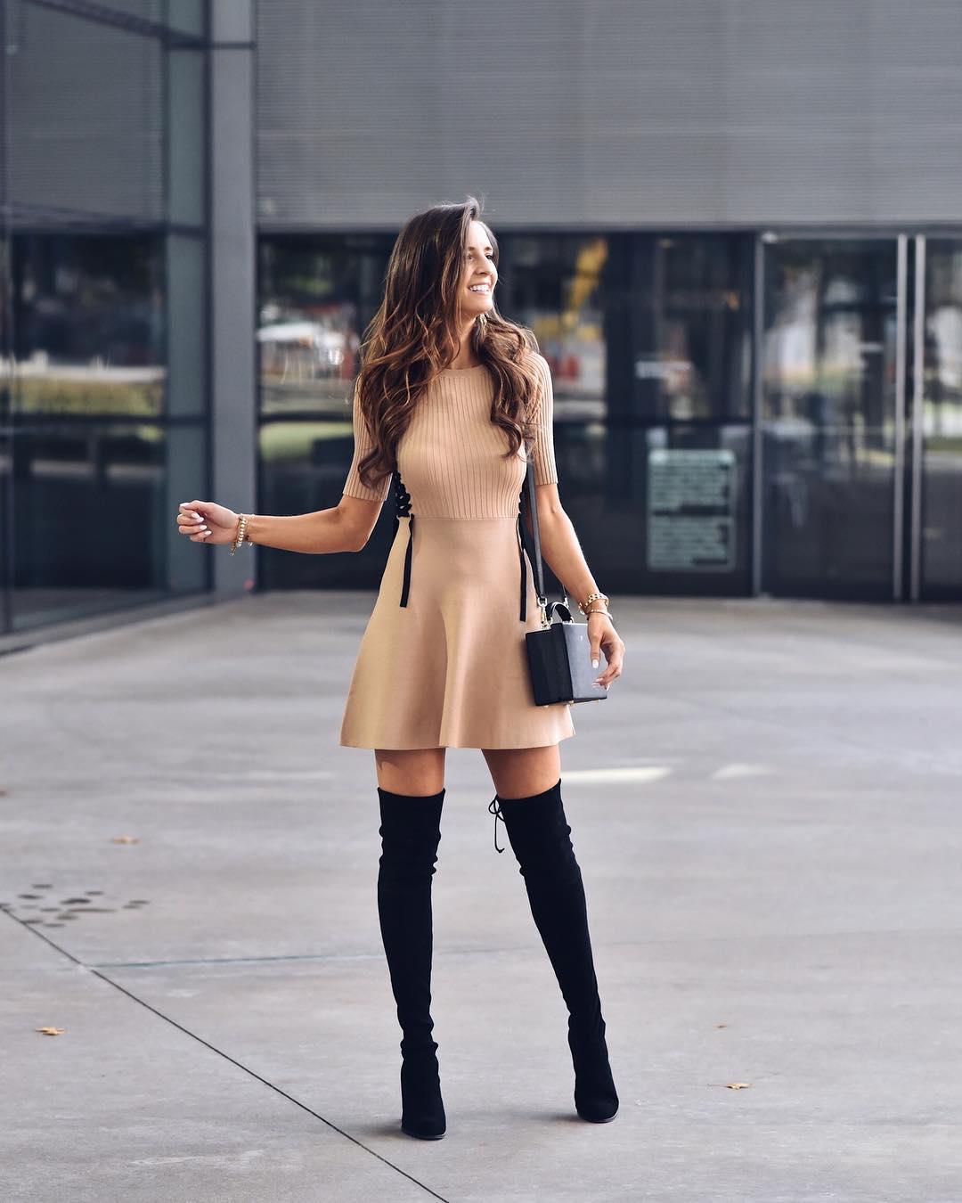 Модные весенние платья 2019 фото_14