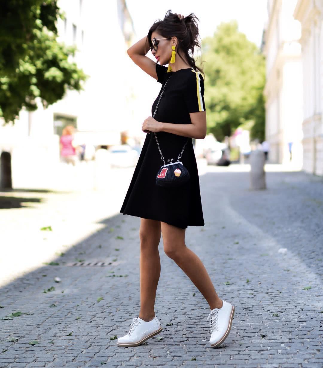 Платье с кроссовками_14