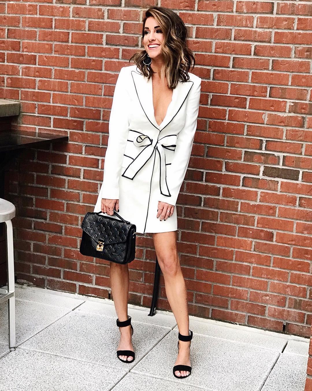 Модное весеннее платье-блейзер_31