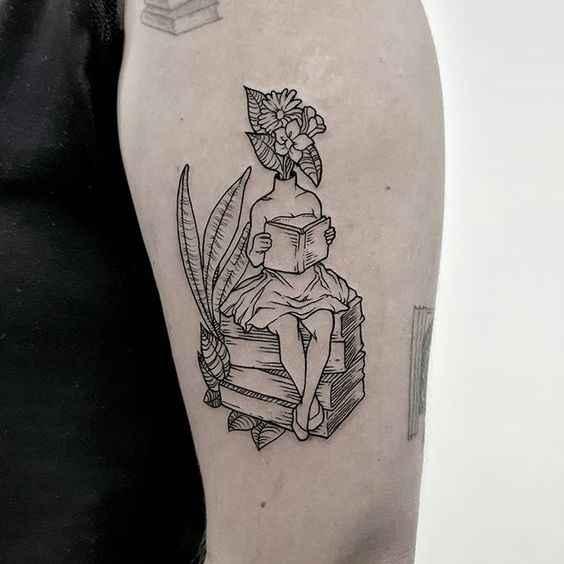 Сюрреалистичная татуировка фото_2