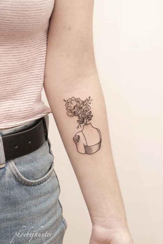 Сюрреалистичная татуировка фото_8