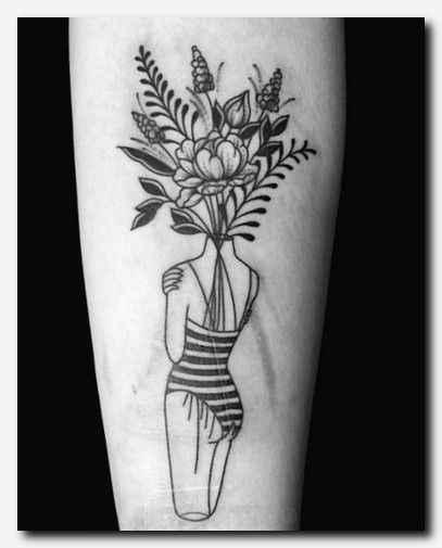Сюрреалистичная татуировка фото_12