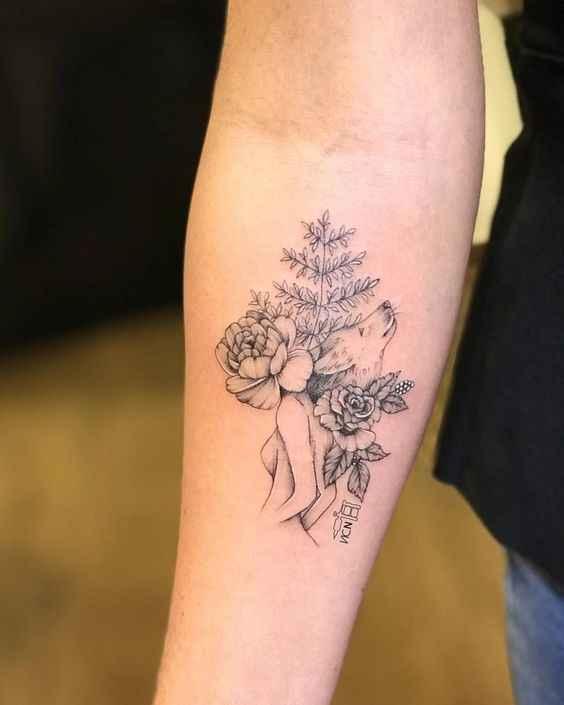 Сюрреалистичная татуировка фото_13