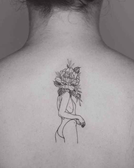 Сюрреалистичная татуировка фото_18