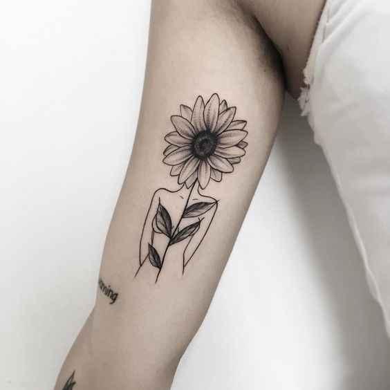 Сюрреалистичная татуировка фото_24