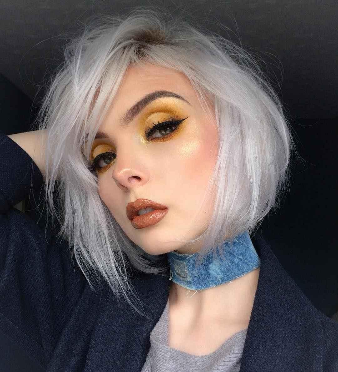 Яркий макияж на выпускной 2019-2020 фото_16