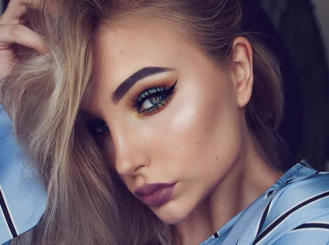 Красивый макияж на выпускной 2019-2020 фото_7