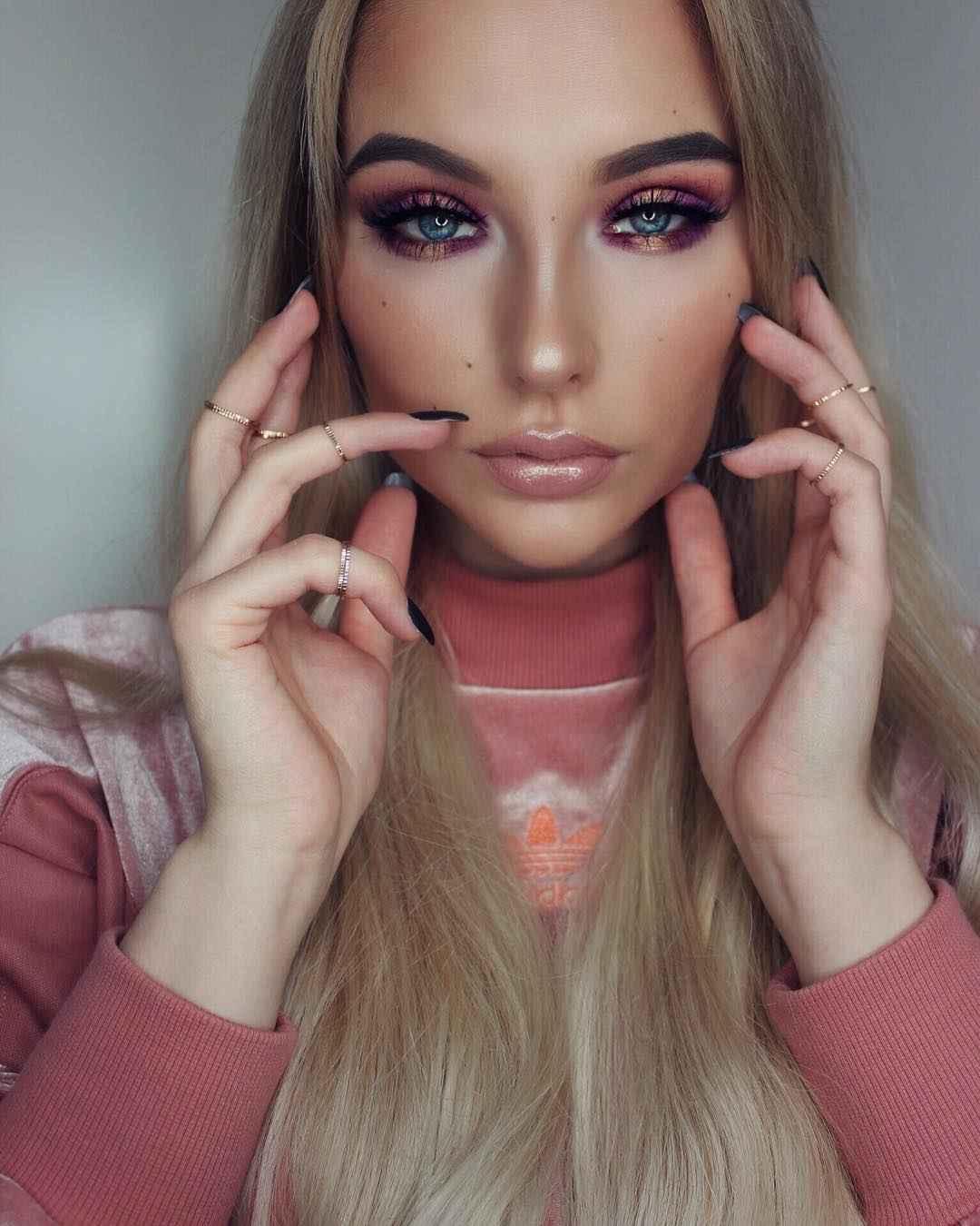 Красивый макияж на выпускной 2019-2020 фото_6