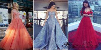 Красивые платья на выпускной 2019-2020