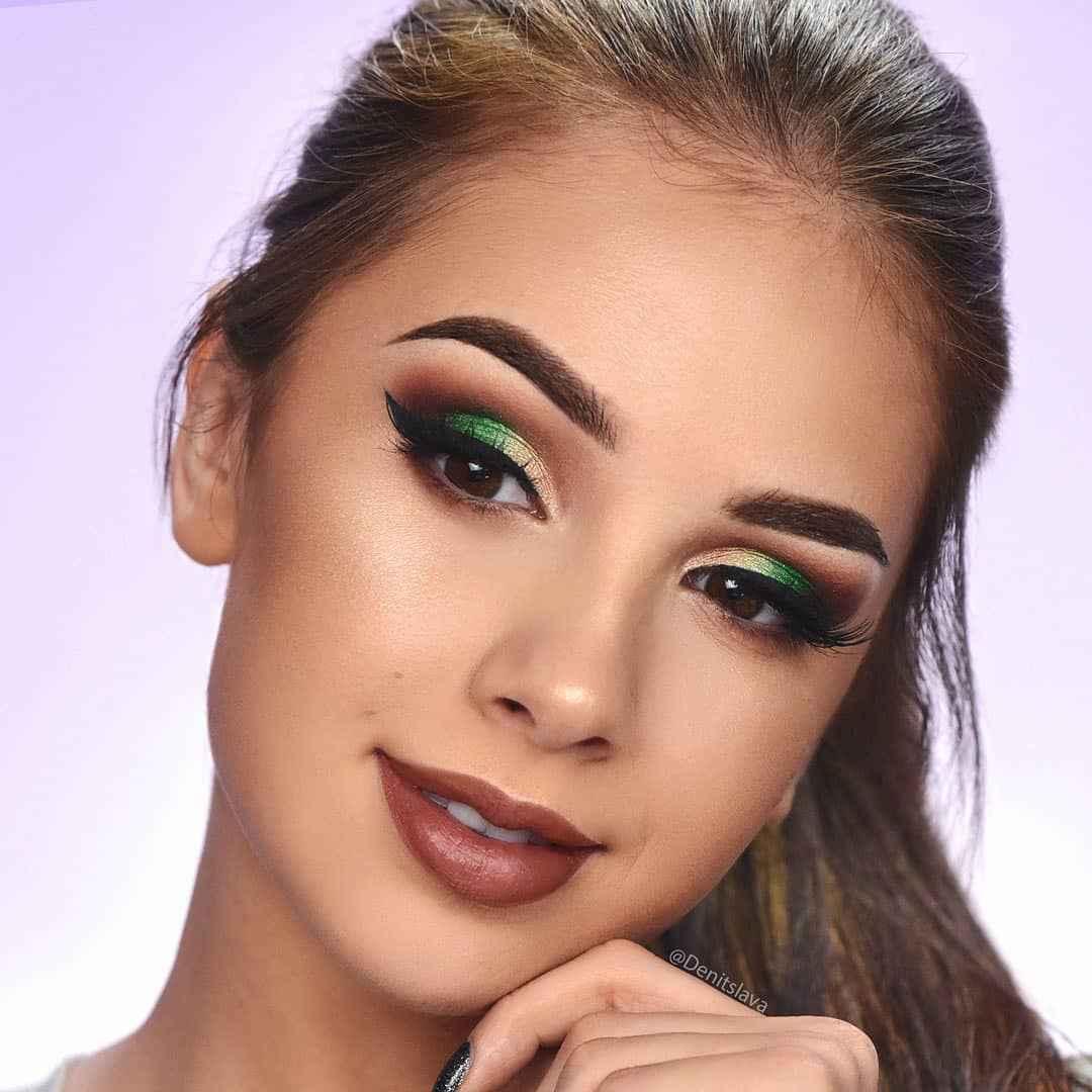 Яркий макияж на выпускной 2019-2020 фото_19
