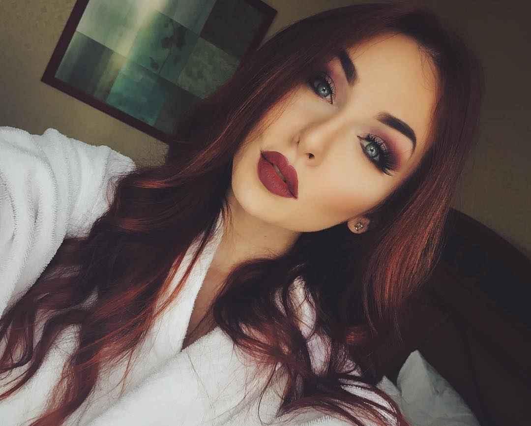 Красивый макияж на выпускной 2019-2020 фото_24