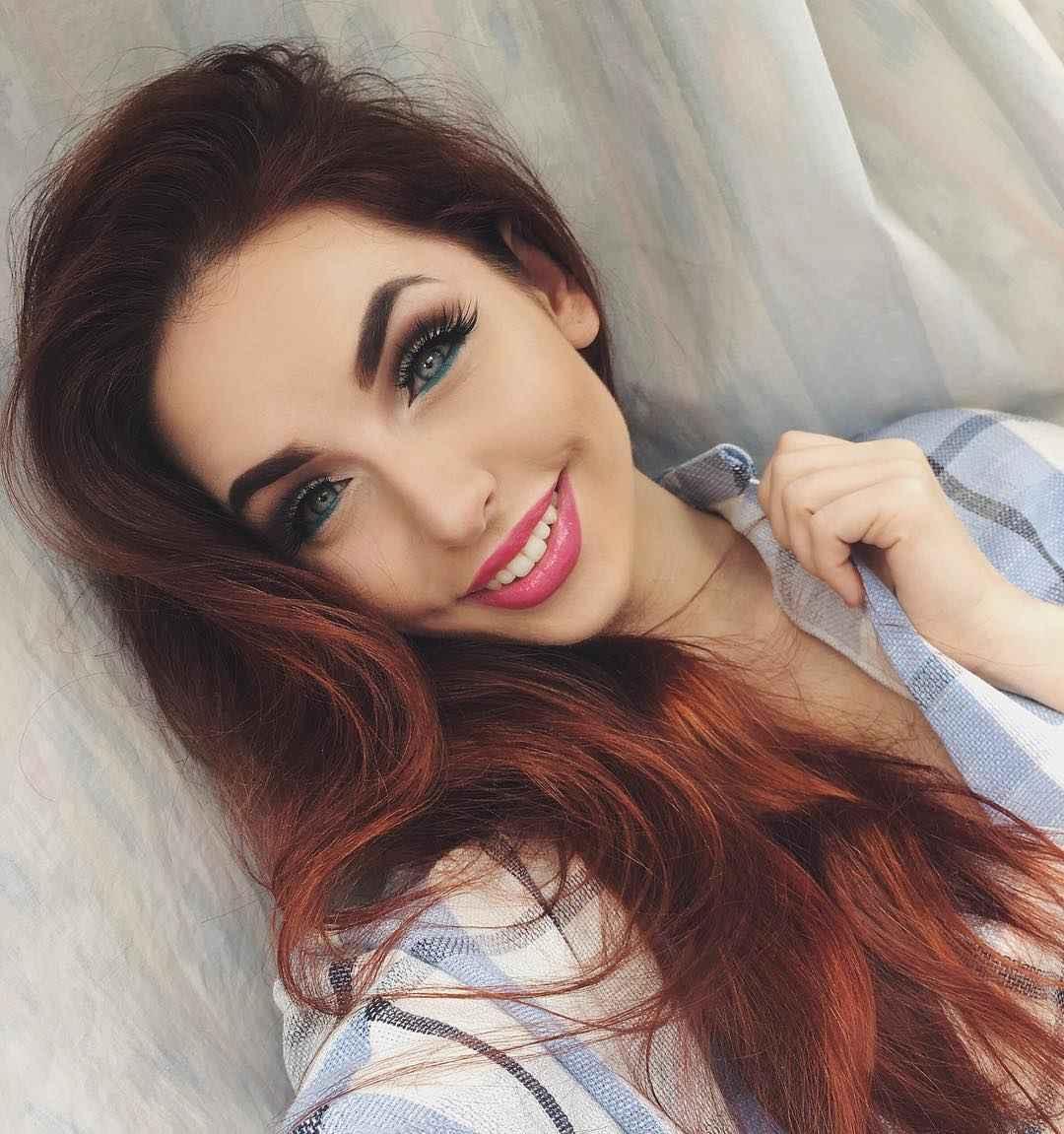 Красивый макияж на выпускной 2019-2020 фото_20