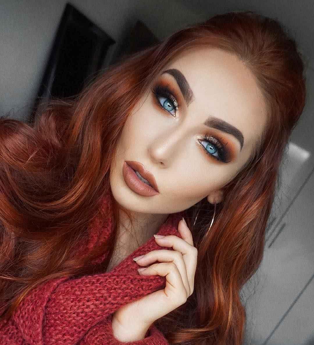 Красивый макияж на выпускной 2019-2020 фото_14