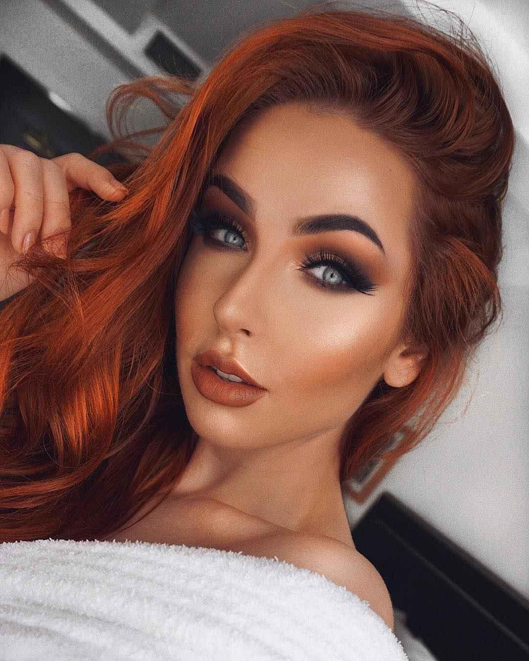 Красивый макияж на выпускной 2019-2020 фото_11