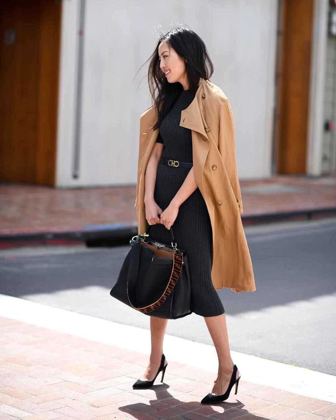 Деловые платья для женщин фото идеи_3