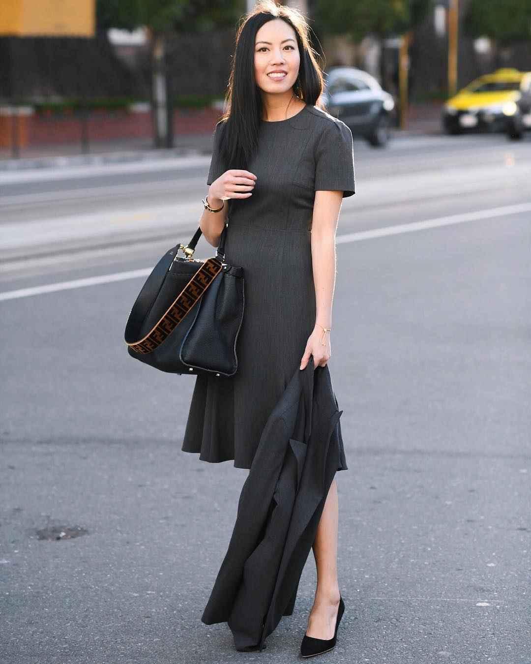 Деловые платья для женщин фото идеи_6