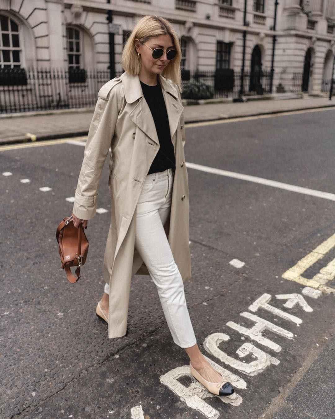 Модный офисный стиль 2019-2020 с брюками фото идеи_21