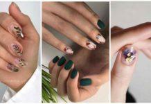 Маникюр на короткие ногти весна 2020 фото идеи