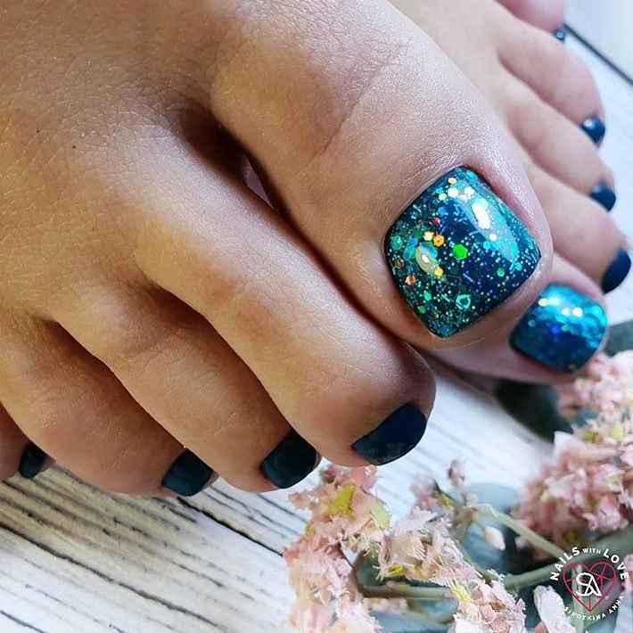 модный педикюр весна-лето 2019 фото_12