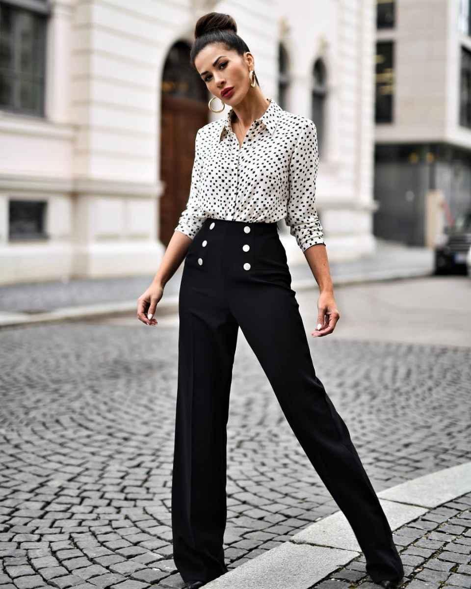рубашки и блузы для женщин 40 лет 2019 фото_22