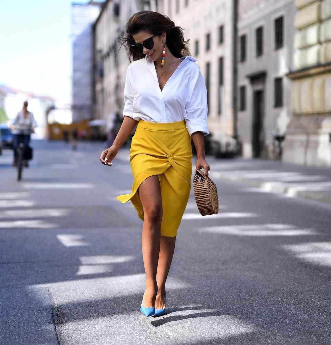 рубашки и блузы для женщин 40 лет 2019 фото_8