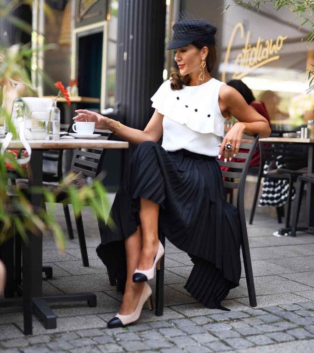 рубашки и блузы для женщин 40 лет 2019 фото_6