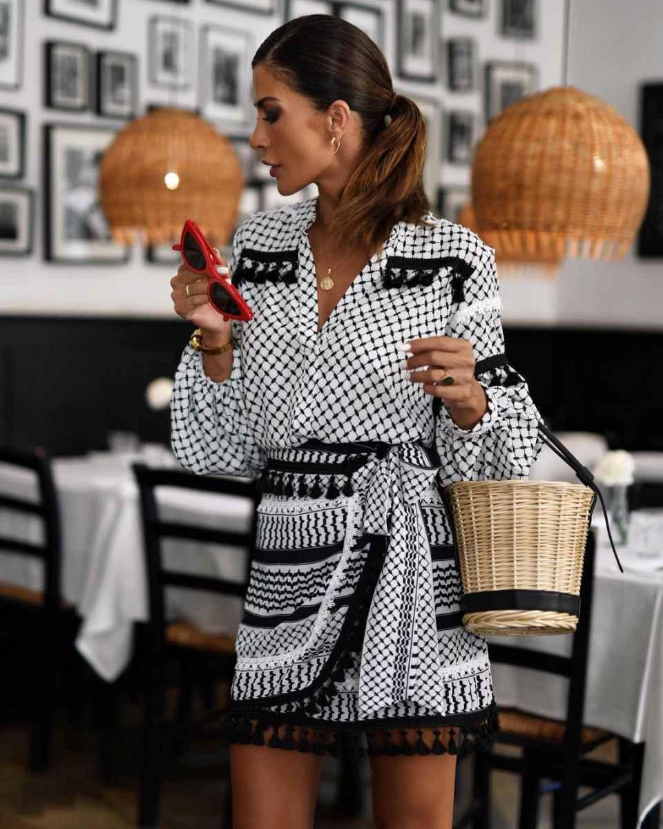 рубашки и блузы для женщин 40 лет 2019 фото_5