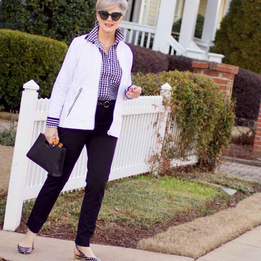 рубашки и блузы для женщин 50 лет 2019 фото_6