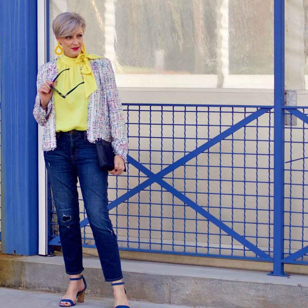 рубашки и блузы для женщин 50 лет 2019 фото_3