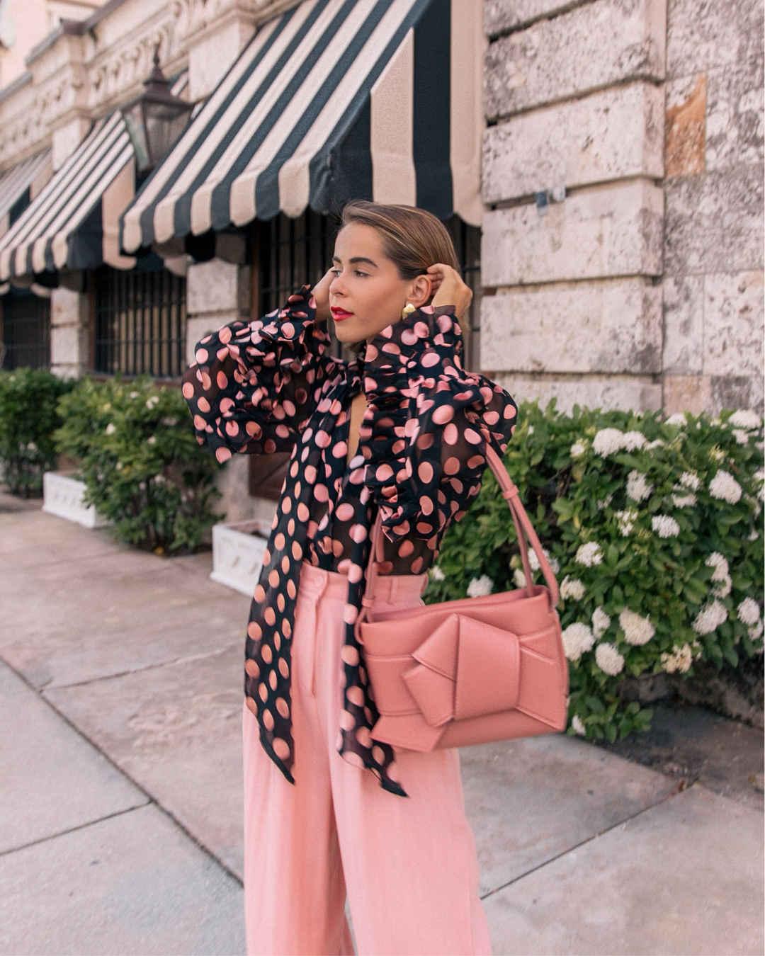 Модный офисный стиль 2019-2020 с брюками фото идеи_19